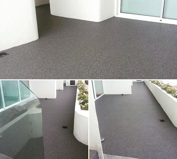Quartz Flooring Design